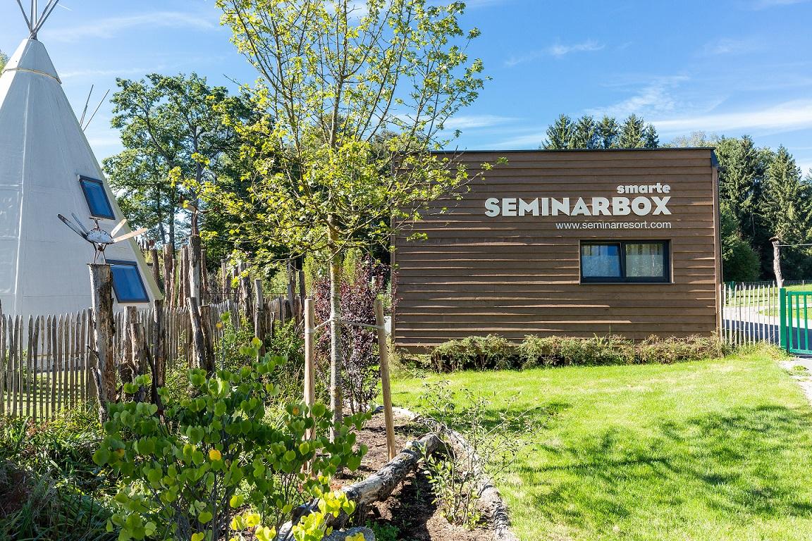 Naturerlebnispark Seminarbox